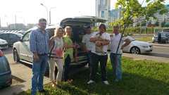Минск Июнь 2017